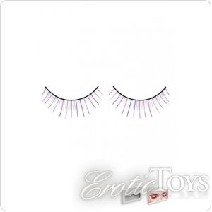 Реснички Purple Deluxe Eyelashes