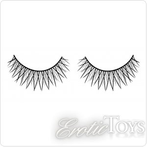 Реснички Black Deluxe Eyelashes