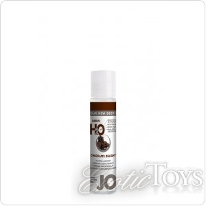 Лубрикант JO H20 LUBRICANT CHOCOLATE DELIGHT 30ML