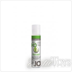 Лубрикант JO H20 LUBRICANT GREEN APPLE 30ML