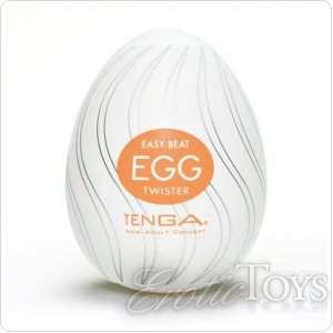 Мастурбатор Tenga Egg Twister (Твистер)