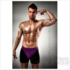 009 THONG violet L/XL - Passion
