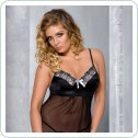 BRASILIANA CHEMISE black 6XL/7XL - Passion