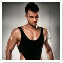 010 BODY black S/M - Passion