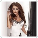 LOTUS CHEMISE cream L/XL - Passion