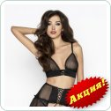 RAMONA SET black XXL/XXXL - Passion